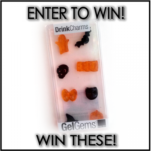 ENTER TO WIN GelGems DrinkCharms by Design Ideas from Come To Order.
