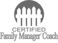Kathy Jenkins is a certified Family Manager Coach