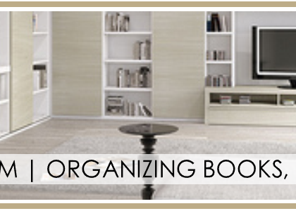 Clear the clutter… we need a family room!