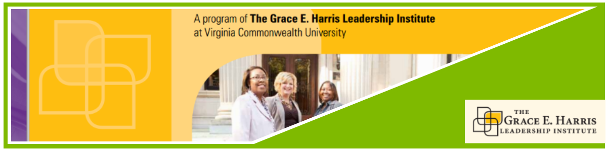 Grace E. Harris Leadership Conference in Richmond, VA
