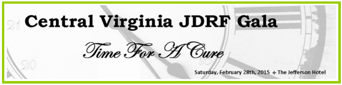Come To Order at JDRF Annual Gala Auction
