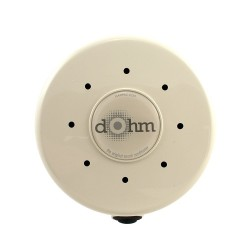 The Dohm effectively masks unwanted noises and creates a calming sound environment, making it easier to concentrate.