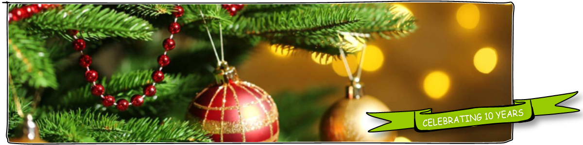 Decorating your holiday with Come To Order