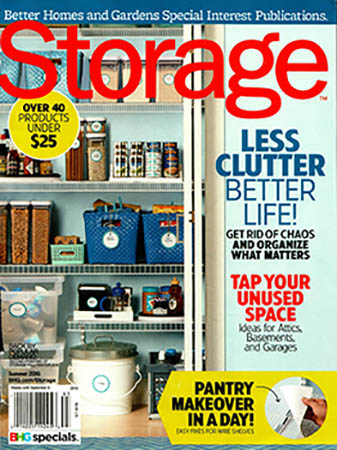 Storage Summer 2016 Cover