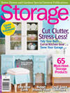 Homes and Gardens Special Publications, STORAGE, Spring 2011