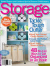 Homes and Gardens Special Publications, STORAGE, Summer 2011