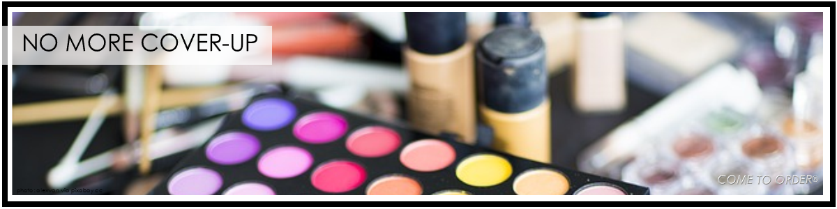 Lights, Camera… It's Make-Up Organizing in Action!